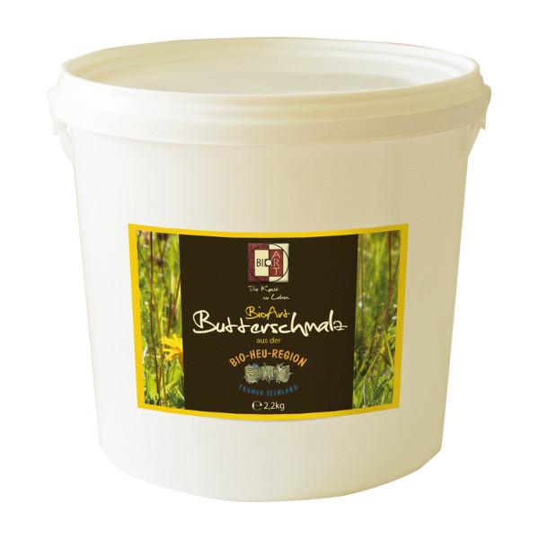 BioArt Butterschmalz 2,2 kg Eimer