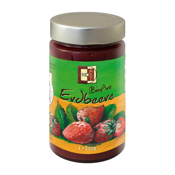 BioArt Erdbeer Konfitüre 250g