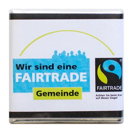 BioArt Schoko Naps Fairtrade Gemeinde