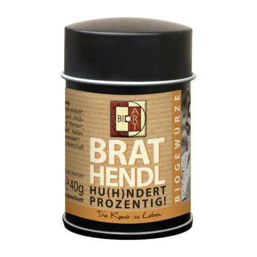 BioArt Brathendlgewürzmischung