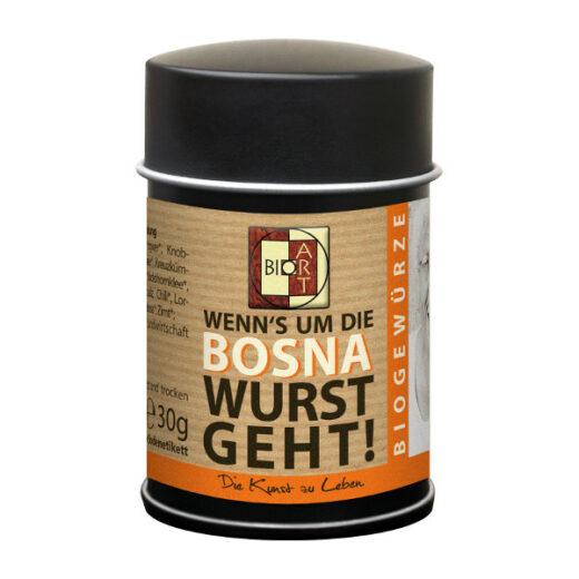 BioArt Bosnagewürzmischung