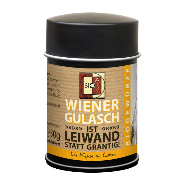 BioArt Wiener Gulasch Gewürz