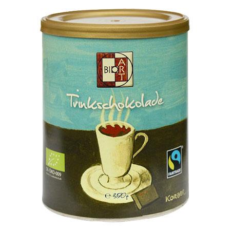 BioArt Trinkschokolade/Kakaopulver 350g /FairTrade