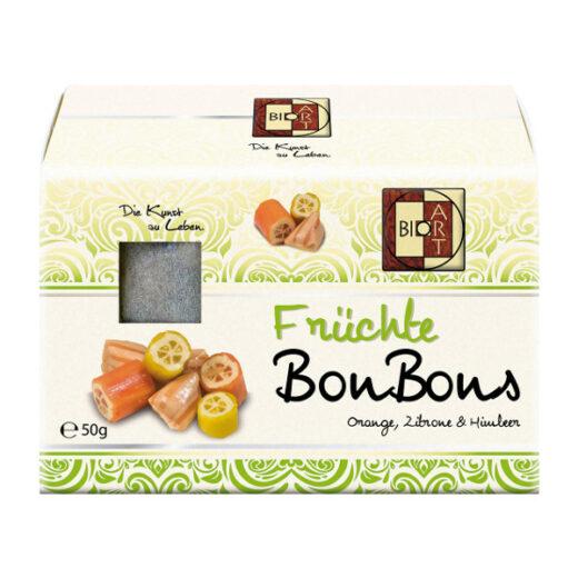 BioArt Früchte BonBons