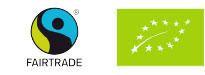 Logo Fairtrade und Bio Austria